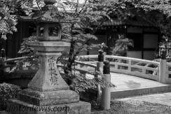 Bridge and Lantern