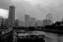 Skyline of Yokohama