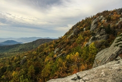 Sloping Rock and Color